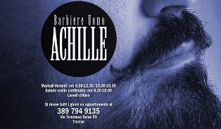 Barbiere Uomo Achille