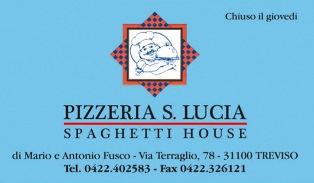 Pizzeria SLucia