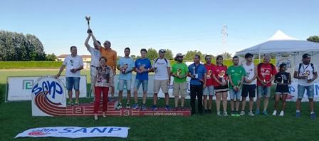 podio Trofeo delle Province 2017