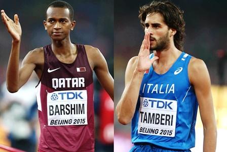 Barshim & Tamberi