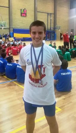 Alessandro Campione Regionale indoor 2018