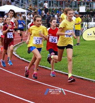 Irene Bortoletto ai Regionali 2018