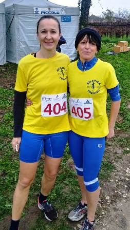 Katia e Graziella a Valdobbiadene